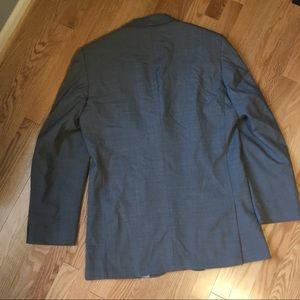 Kenneth Cole Suits & Blazers - Kenneth Cole Grey Wool Suit Coat
